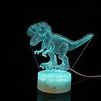 Mobestech Luzes da Noite para Meninos Lâmpada de Ilusão 3D Com Controle Remoto E Toque Inteligente Brinquedos de…