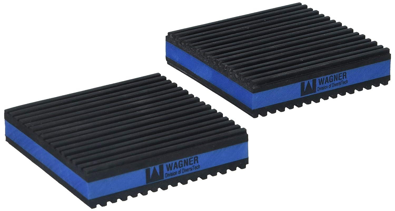 Diversitech MP4-E E.V.A 4 x 4 x 7//8 Pack of 12 Anti-Vibration Pad