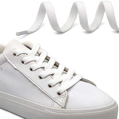 120cm Unisex Thick Shoe Laces Wide Shoelaces Shoe Trainer Boot Shoes Strings NEW