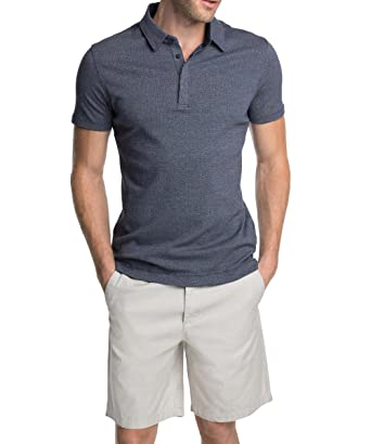 ESPRIT Collection Women 055EO2K005 - Polo para Hombre, Color Blau ...