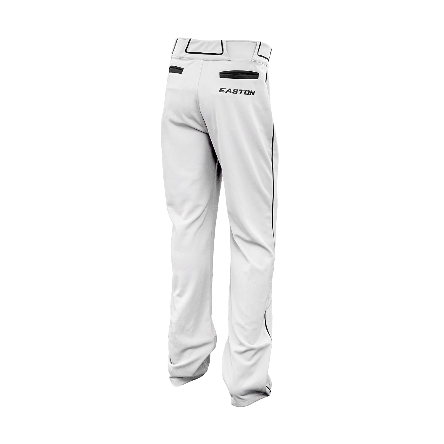 Adult S Innovative Adjustable Inseam System 2020 2 Batting Glove Back Pockets Piped Open Bottom Hem Opening Easton Walk-Off Softball Pant XXL Double Reinforced Knee
