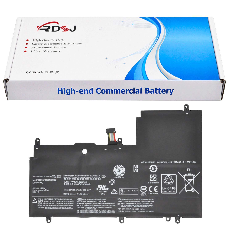 Bateria L14M4P72 L14S4P72 Lenovo Yoga 3 14 Yoga 3 14-IFI 14-