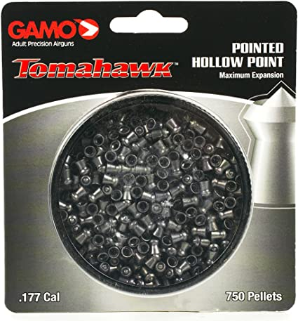 UX Umarex .177 Hollow Point Pellets 8 Grain  250 Count New Free Shipping