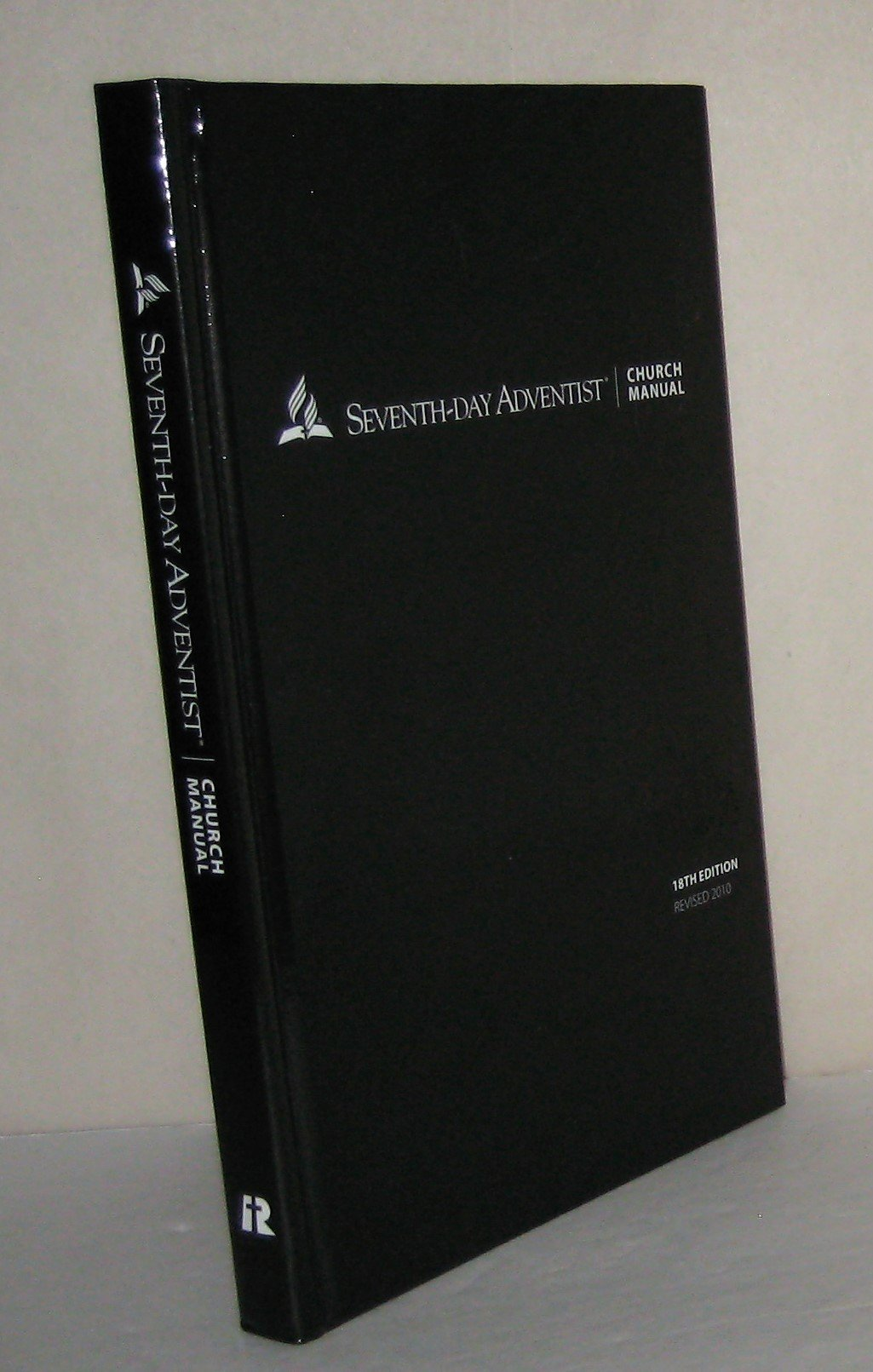 Seventh-day adventist church manual 2015 19th edition.