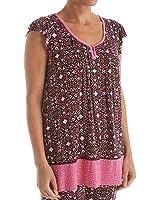 Ellen Tracy Traveler Short Sleeve Top (8418436)