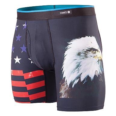 03316f5673a12c Stance Mens Sammy Boxer Brief Underwear: Amazon.co.uk: Clothing