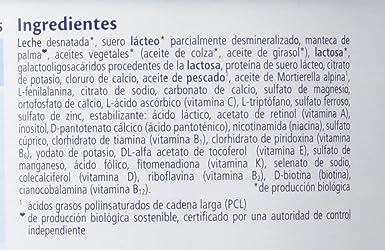 Combiotik Leche para Lactantes Biológica - 800 g: Amazon.es ...
