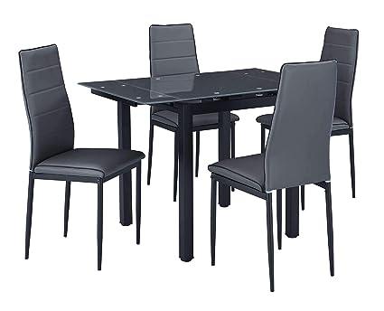 Stühlen mit Set 4 und Trendstore Avanti mit Tisch Malta OlwXuTPikZ