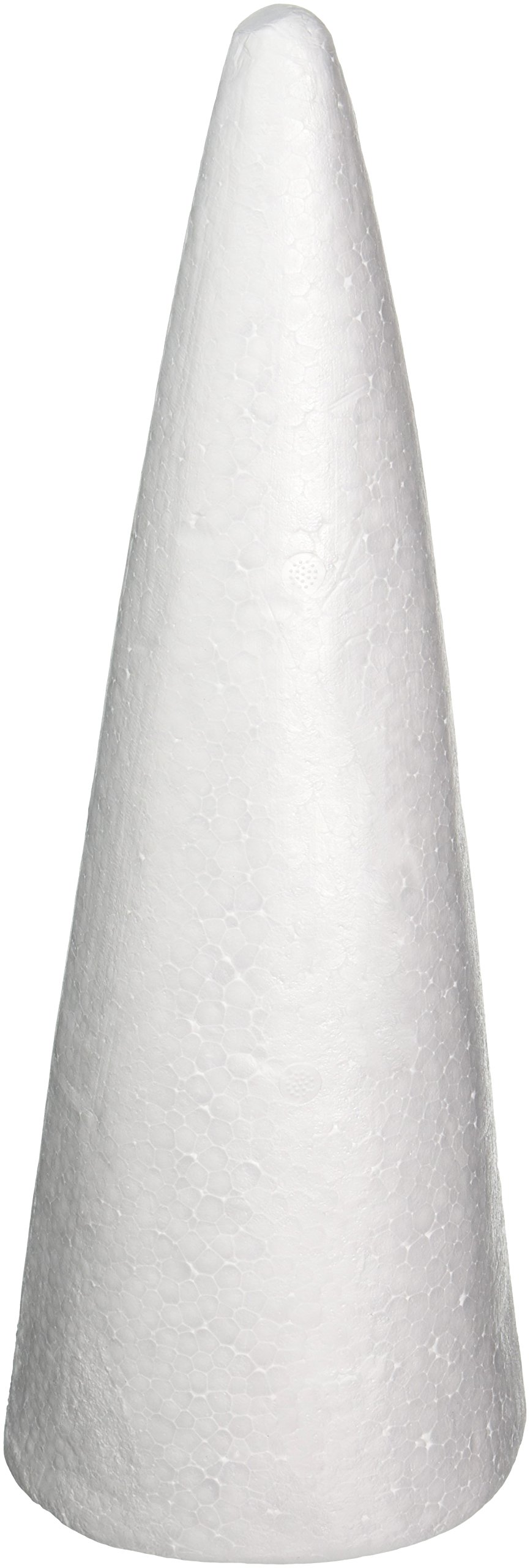 Darice 01261P 1-Piece Dura Foam Cone for Craftwork, 15-Inch product image