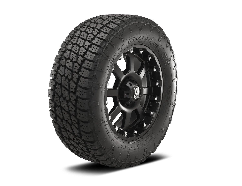 Nitto TERRA GRAPPLER G2 All-Terrain Radial Tire - 275/60-20 116S
