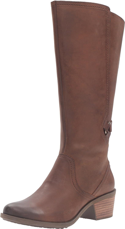 Teva Women's W Foxy Tall Leather Boot