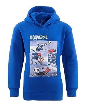 152 FC Schalke 04 Kinder T-Shirt Comic Gr