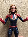 Captain Marvel Legend