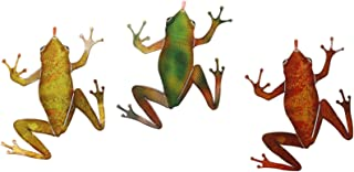 product image for Next Innovations WA3DFROG SET CB Frog Designs Refraxions 3D Wall Art, Set of 3