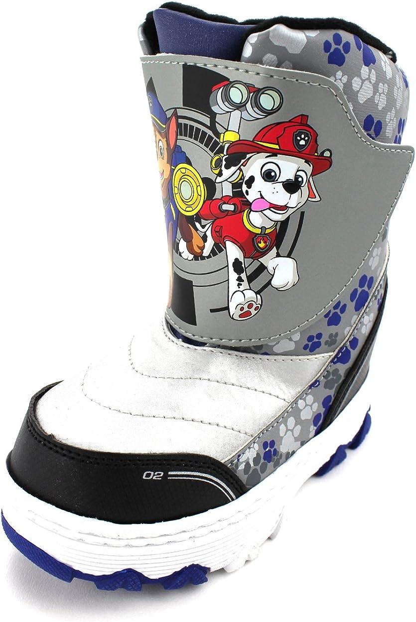 Paw Patrol Kids Winter Snow Boots