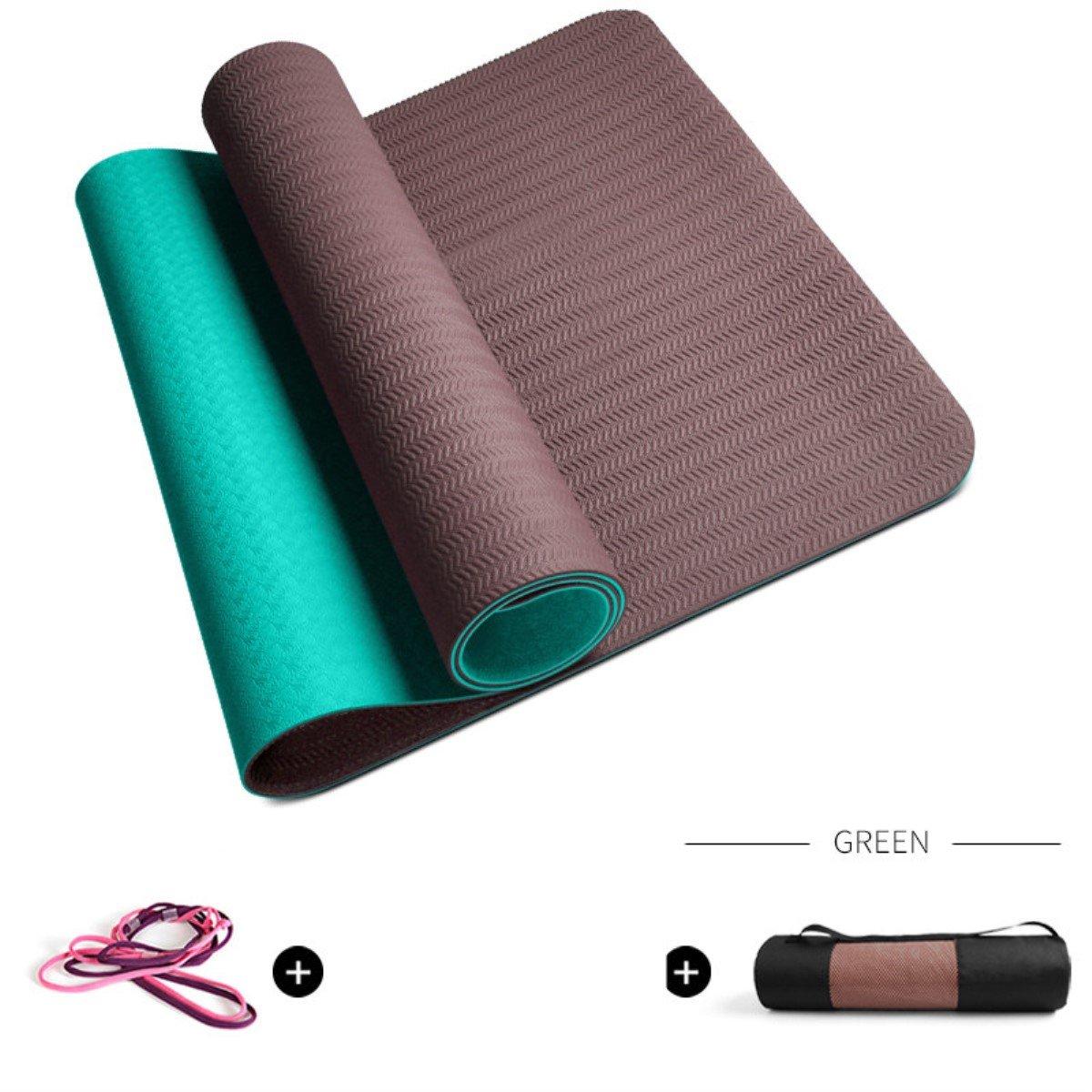 Amazon.com : QAR Widened Thickening Fitness Mat Tasteless ...