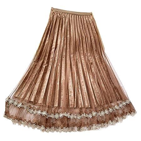 Fad-J Las Faldas de Cintura Alta, Fiesta de la Princesa Vestido de ...