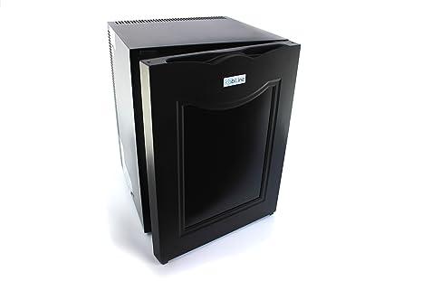 Kühlschrank Schwarz : Abiline mini kühlschrank l a minibar getränkekühlschrank
