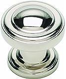 Atlas Homewares 313-PN Bronte 1.1-Inch Round Knob, Polished Nickel