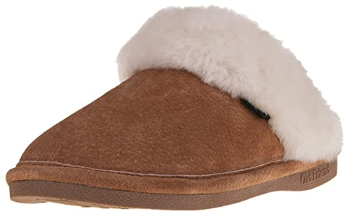 2afcefdde007a Old Friend Women's 441169 Scuff Sheepskin Slipper