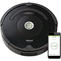 iRobot Roomba 671 Robot Aspirador con Wi-Fi, Bueno para el Pelo de Mascotas, alfombras y Suelos Duros