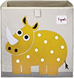 3 Sprouts Storage Box - Rhino