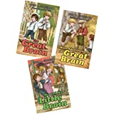 Great Brain Series, Volumes 1 , 2, & 3: The Great Brain / More Adventures of the Great Brain / Me and My Little Brain