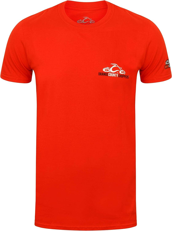 OCC Orange County Choppers T-Shirt OG Logo Red