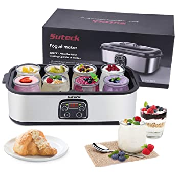 Suteck TN-721 Automatic Digital Yogurt Maker