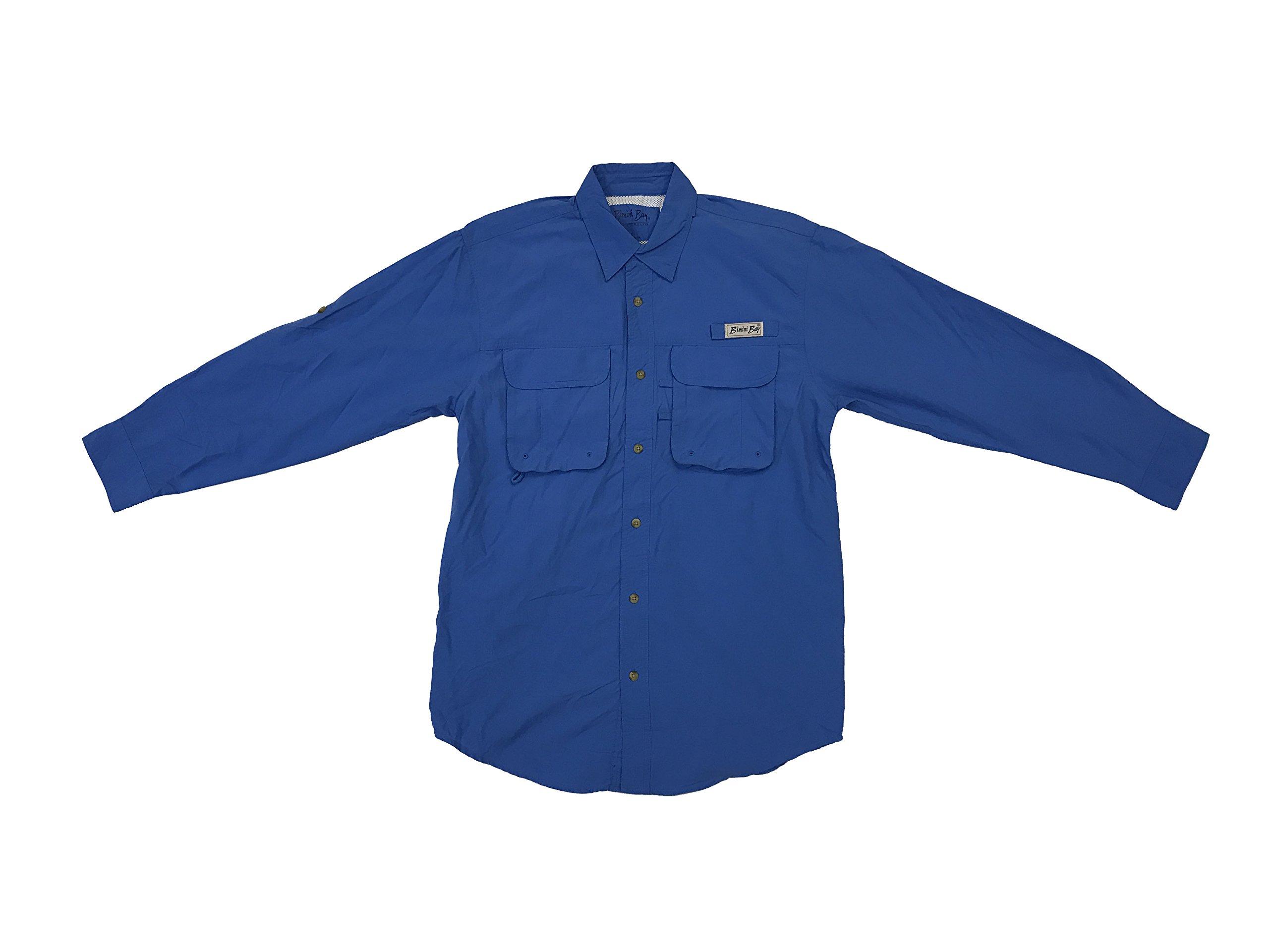 Bimini Bay Outfitters Bimini Flats III, Color: Bluewave, Size: S (21656-BLWV-S) by Bimini Bay Outfitters