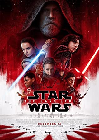 Star Wars The Last Jedi Us Wall Movie Poster Print 30cm X 43cm