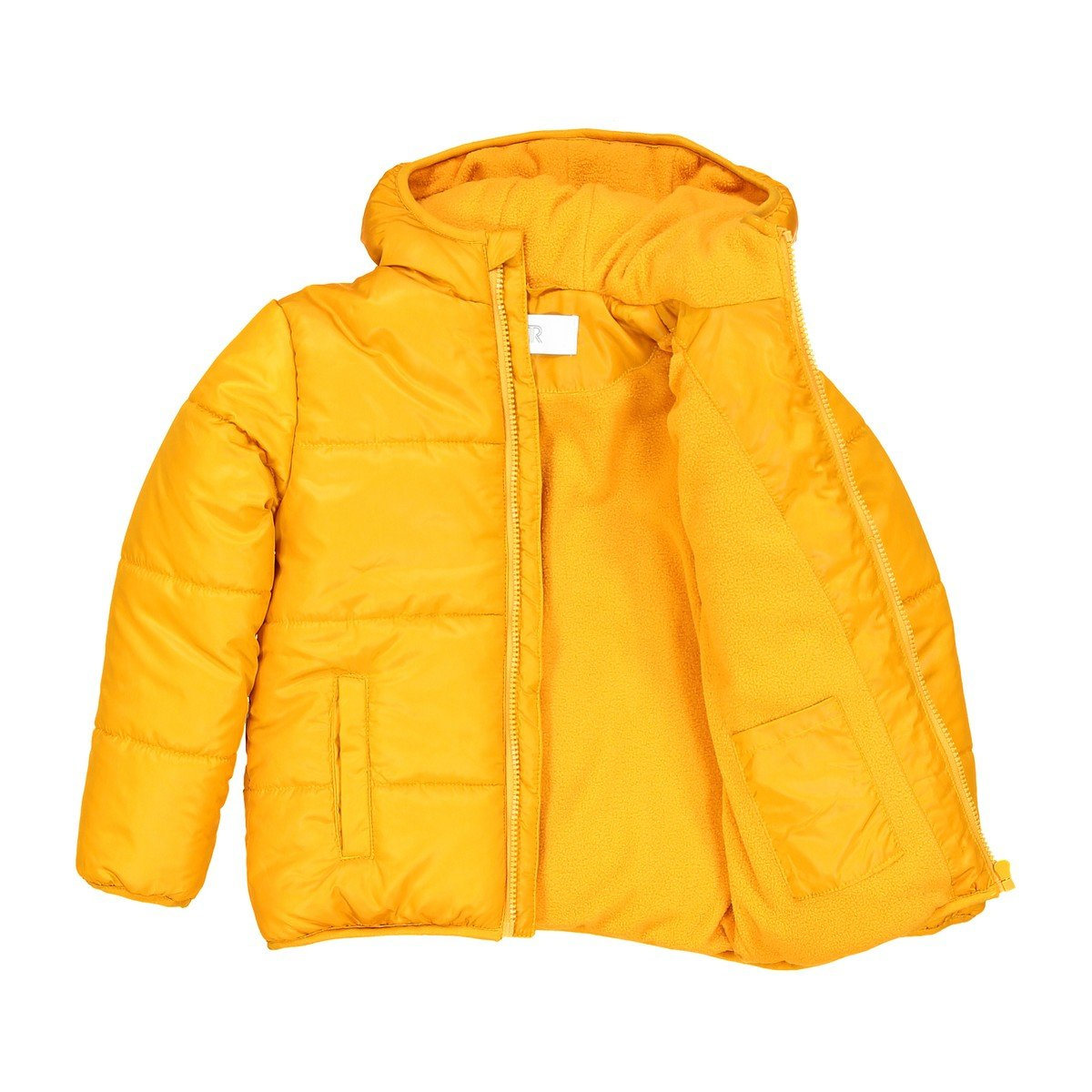3-12 Years La Redoute Collections Big Boys Fleece-Lined Padded Jacket