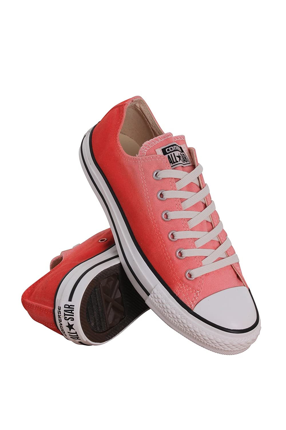 Converse Chuck Taylor All Star Core Ox B011JIEYKI 11 B(M) US Women / 9 D(M) US Men|Pink/Red