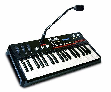 Akai Miniak Digital Sintetizador: Amazon.es: Instrumentos ...