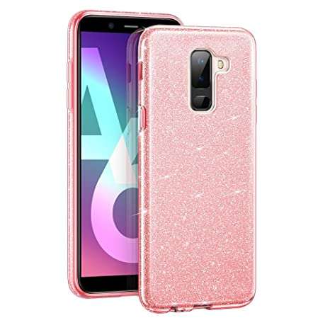 coque samsung a6 plus 2018 paillette