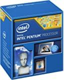 Intel Pentium Processor G3240 (3M Cache, 3.10 GHz) 3.1GHz 3MB Smart Cache Box processor - Processors (3.10 GHz), Intel Pentium G, 3.1 GHz, LGA 1150 (Socket H3), PC, 22 nm, G3240)