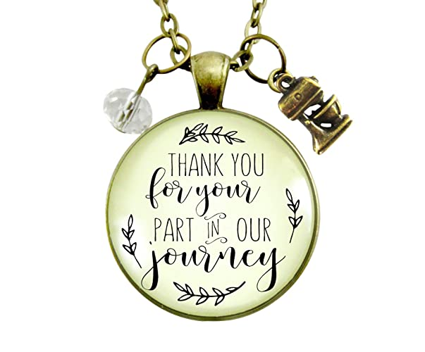 Amazon 24 Wedding Cake Maker Gift Necklace Thank You For Your