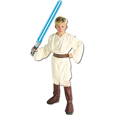 Rubies Star Wars Classic Deluxe Obi-Wan Kenobi Costume, Medium: Toys & Games