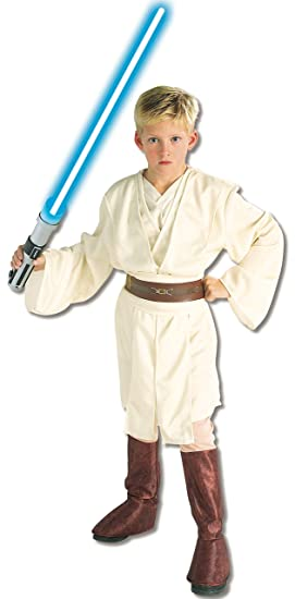 Rubies - Disfraz de Obi-Wan Kenobi para niño (8 años ...