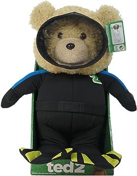 Ted 98578 Osito Animado con Traje de Buzo, 40,6 cm: Amazon.es ...