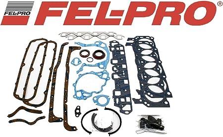New Fel Pro Engine Overhaul Gasket Set 1962-1983 Ford sb 302 289 260
