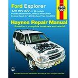 Ford Explorer 91-01, Explorer Sport Thru 03, Sport Trac 05