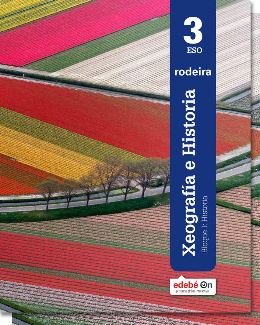 XEOGRAFÍA E HISTORIA 3 - 9788483494110: Amazon.es: Edebé, Obra Colectiva: Libros