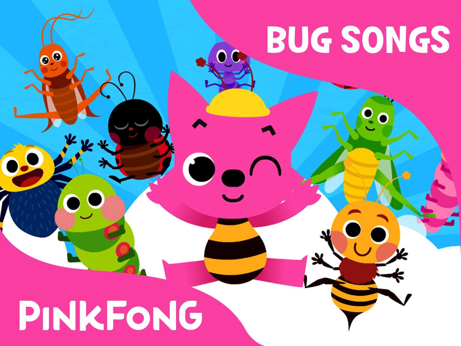Bug Songs: Pinkfong