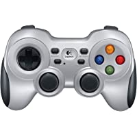 Logitech F710 Wireless Gamepad, Gri