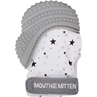 Mouthie Mitten - Mitón manopla de para dentición silicona - diferentes colores