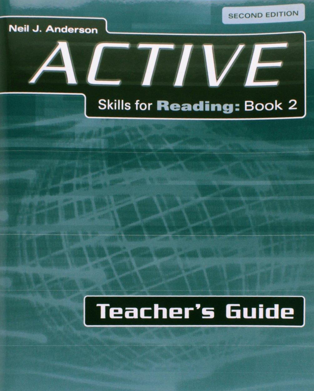 Active Skills for Reading, Teacher's Manual, Book 2 pdf epub