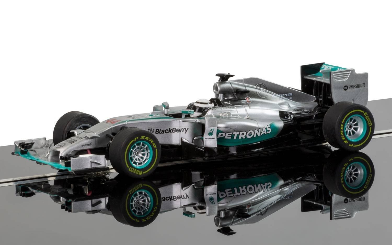 Mercedes F1 Lewis Hamilton 2014 DPR