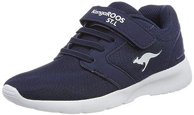 8050d3bc565 KangaROOS Unisex Kids  Nihu Ev Trainers  Amazon.co.uk  Shoes   Bags