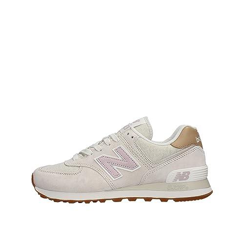 Vendita Scarpe New Balance Sneaker 574 Donna Grigio